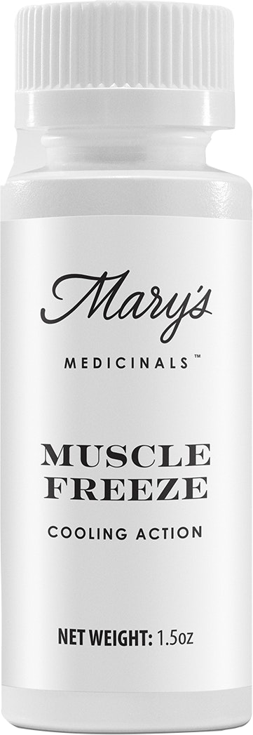 Muscle Freeze Topicals Cream